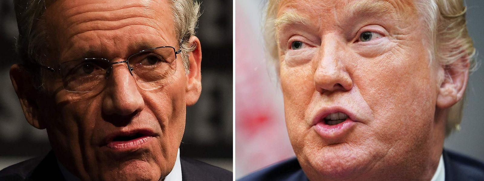 Bob Woodward est l'un des deux journalistes à avoir révélé, dans les années 70, le scandale du Watergate, qui a conduit le président des États-Unis de l'époque, Richard Nixon, à démissionner.