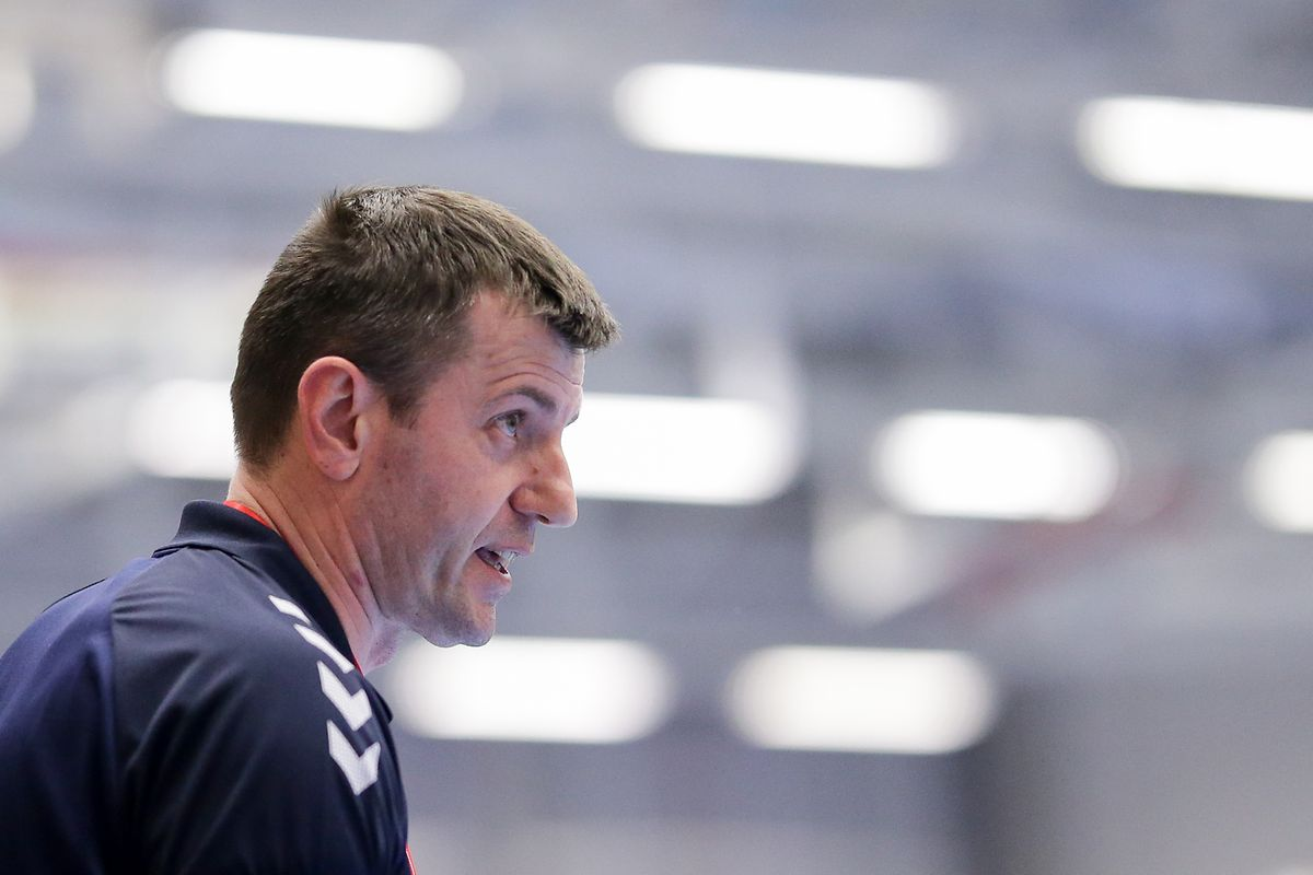 Nationaltrainer Nikola Malesevic ärgert sich über das Fehlen der Escher.