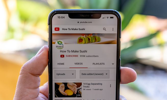 YouTube is opening the fund to any video makers on its site