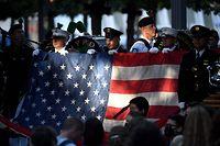 Cerimónia dos 20 anos do 11 de Setembro