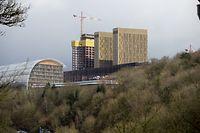 Cour de justice , europäischer Gerichtshof, Foto:Gerry Huberty