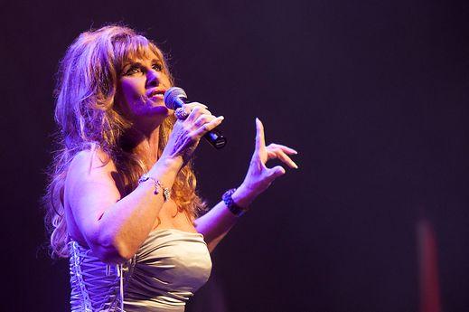 Linda Martin - Eurovision winner for Ireland 1992