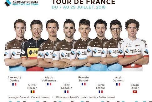 Ben Gastauer pas retenu pour le Tour de France