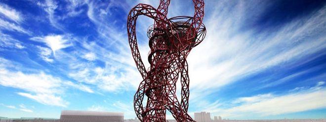 So soll das neue Wahrzeichen der Londoner Spiele aussehen.