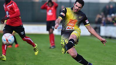 Für den Franzosen Alexis Lafon steht ein besonderes Spiel bevor.