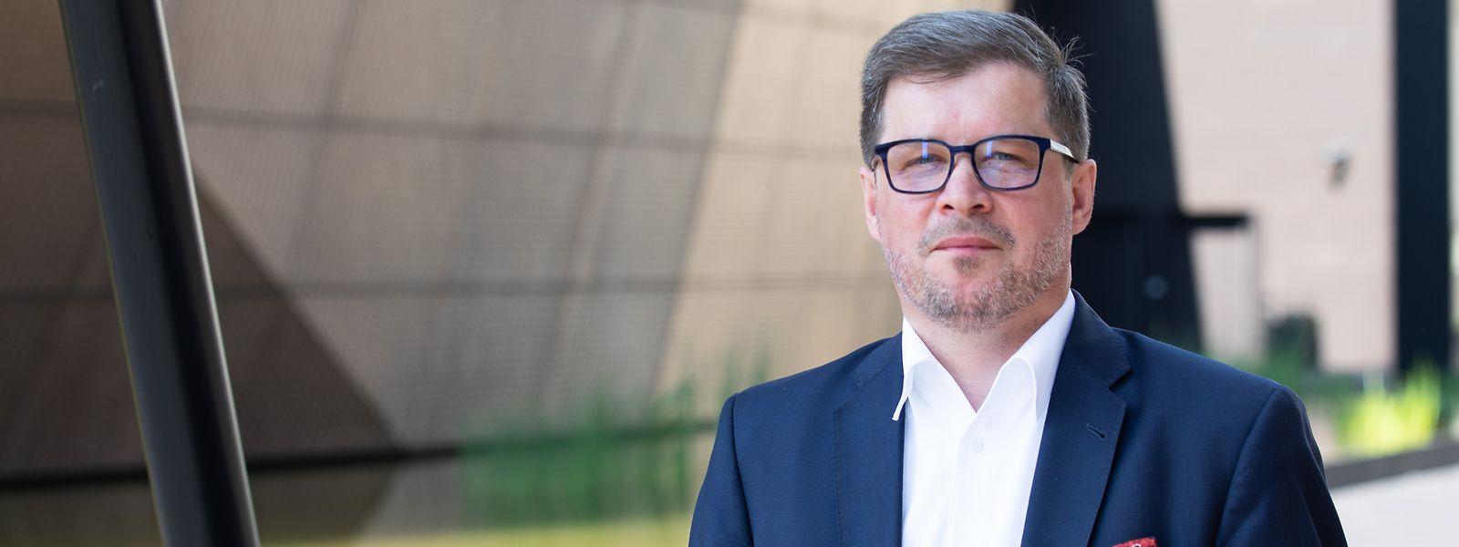 Marc Schiltz steht seit zehn Jahren an der Spitze des FNR.