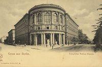 Das Museum für Völkerkunde in Berlin geht auf die deutsche Kolonialzeit zurück.