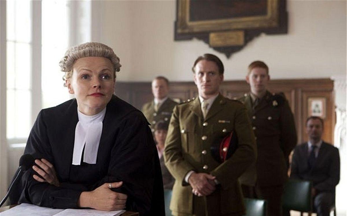 Im Gerichtssaal kaum zu schlagen: Martha Costello.