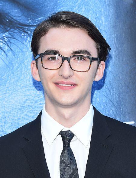Bran Stark, atualmente com 20 anos, entrou na série com apenas 12 anos, tendo participado nas várias temporadas.