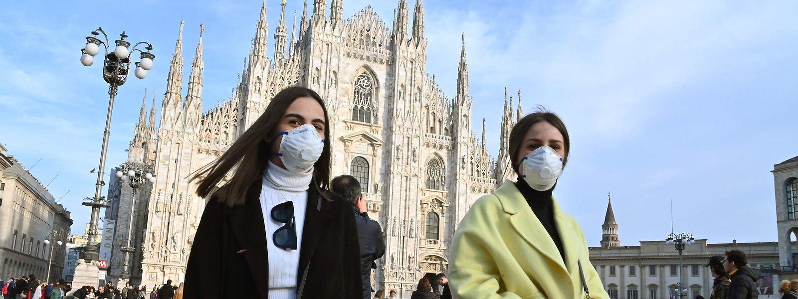 A Milan, écoles, universités, mais aussi musées, cinémas et théâtres dont la prestigieuse Scala seront fermés