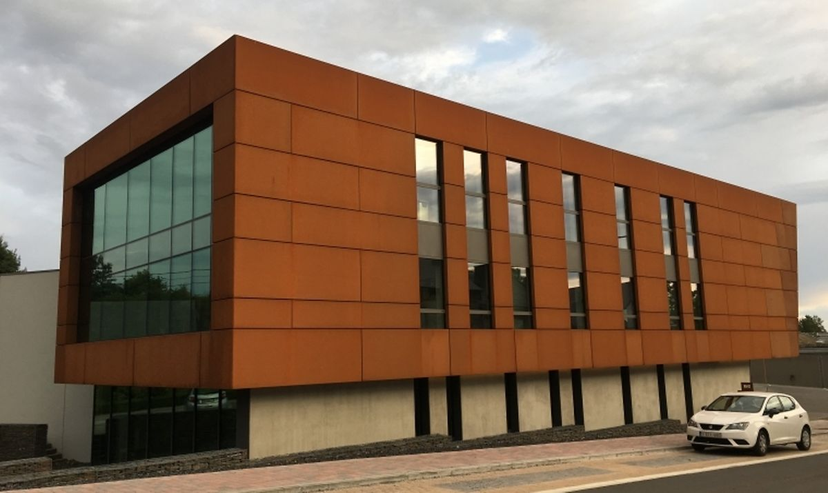 Le bâtiment de TV Lux à Libramont pourrait faire l'objet d'une location