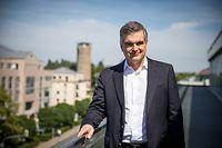 Claude Marx, Generaldirektor CSSF - Foto: Pierre Matgé/Luxemburger Wort