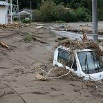 Número de vítimas mortais do tufão no Japão sobe para 56