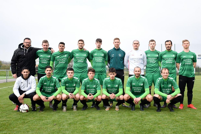 Schouweiler - Merl-Belair 4-2. - L'équipe de l'Étoile Sportive Schouweiler.