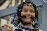 Die NASA-Astronautin Anne McClain hat sich möglicherweise während ihres Aufenthalts im Weltraum strafbar gemacht.