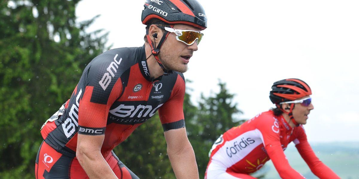 Jempy Drucker a terminé 25e de la 2e étape du Ster ZLM Toer (2.1), remportée ce jeudi à Oss par le Néerlandais Wesley Kreder (Roompot-Oranje)