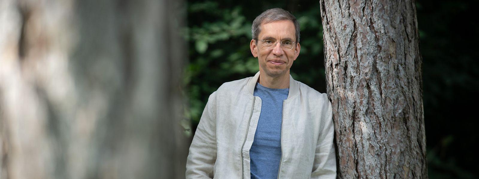 Keine Ausbildung und kein abgeschlossenes Studium: Jens Söring will in Zukunft unter anderem als Redner und Buchautor für sein Einkommen sorgen.