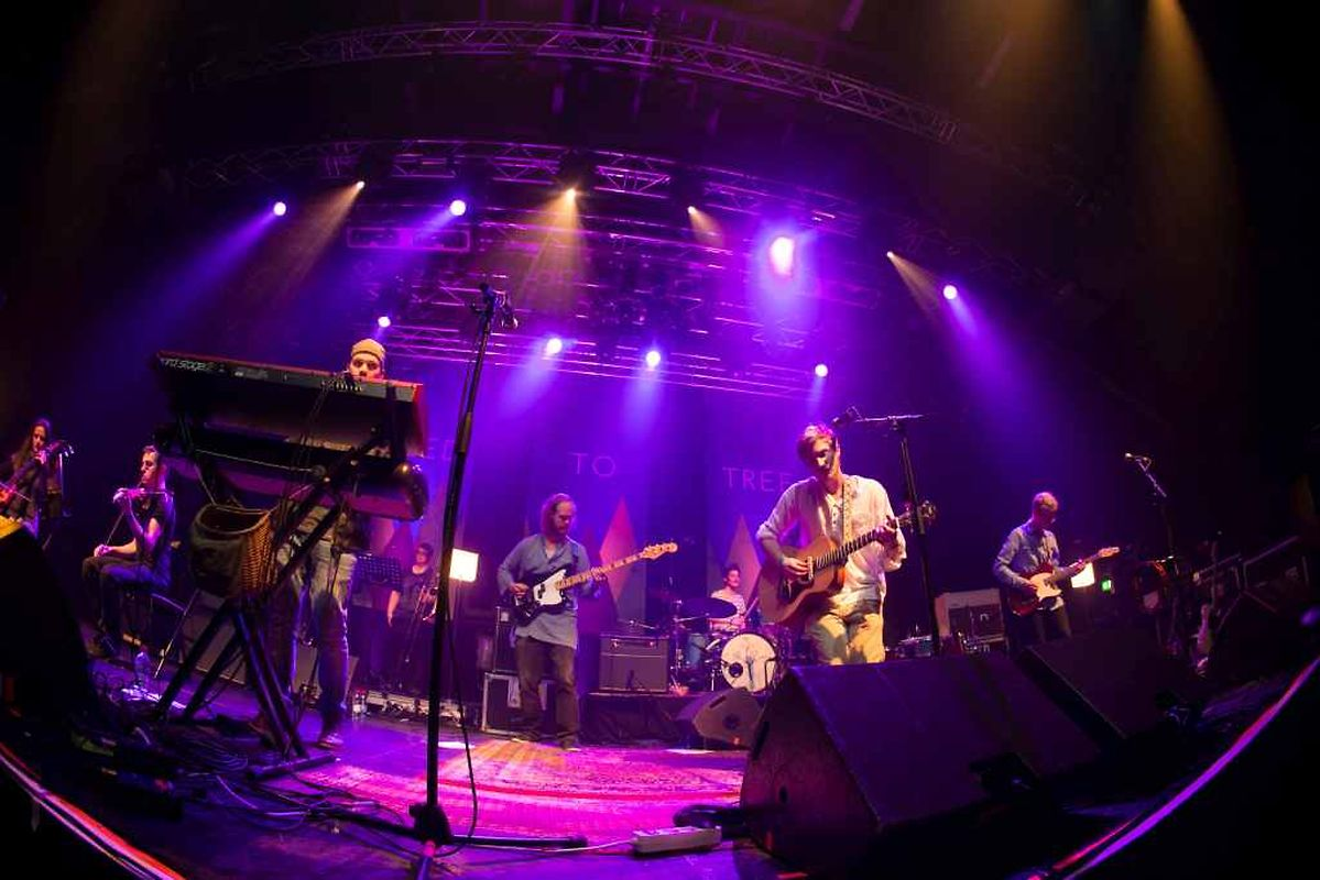 Seed To Tree: Album Release in die Rockhal