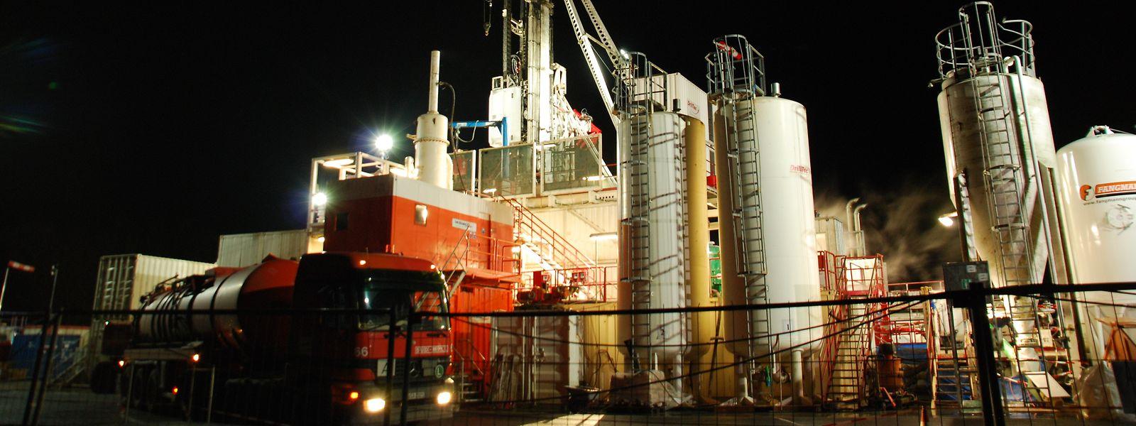Zwischen 2008 und 2020 wurden 1,675 Millionen Tonnen Rohöl aus dem Erdreich um das pfälzische Speyer herum gefördert.