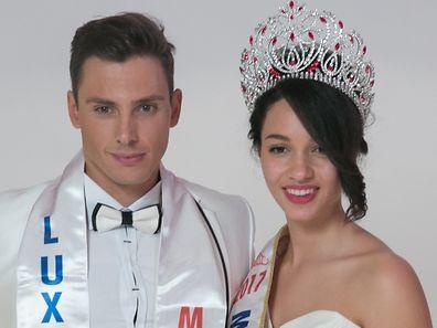 Die Gewinner: Gonçalo Salva und Julie Majerus