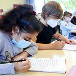Casos aumentam ligeiramente na última semana de aulas