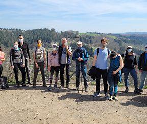 Die Tageswanderung Vianden als erfolgreiches Season opening