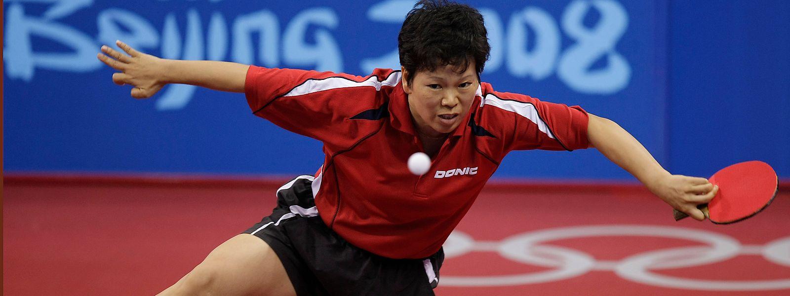 Ni Xia Lian prendra part aux Jeux olympiques de Tokyo en 2020