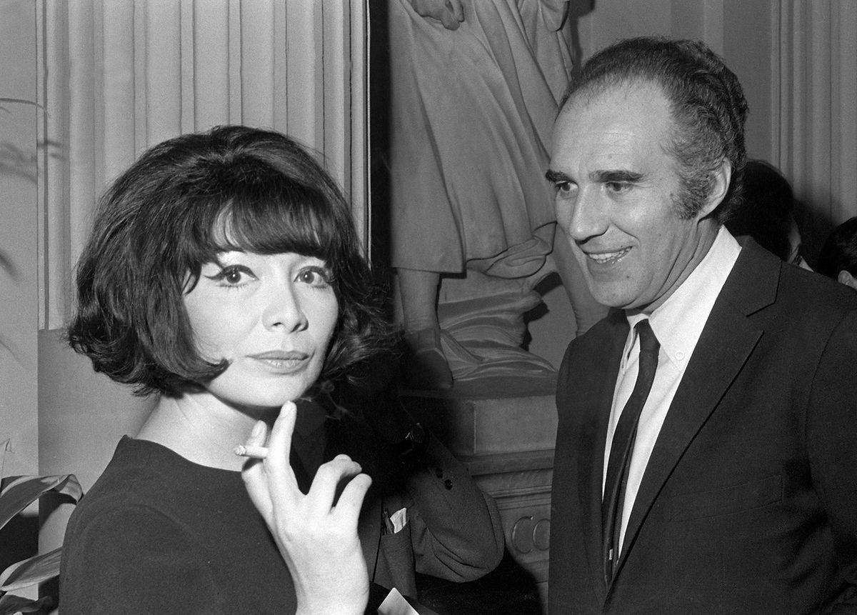 Greco mit Michel Piccoli.