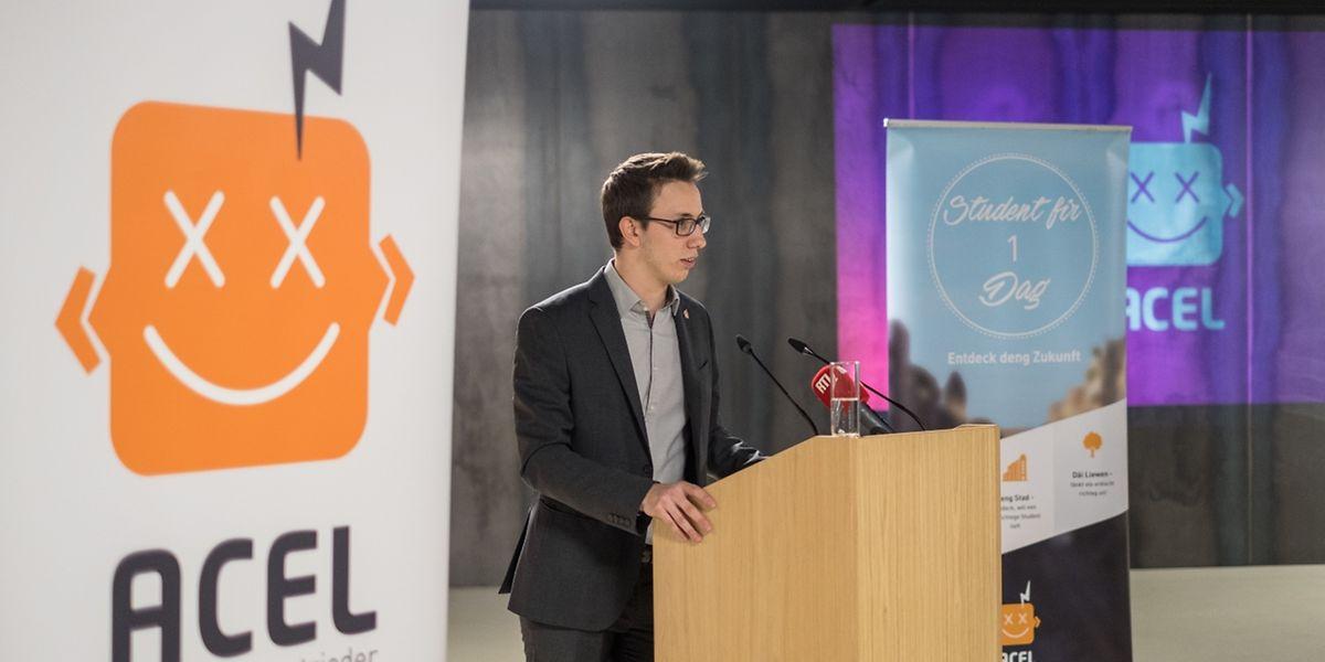 ACEL-Präsident Pol Lutgen ist zuversichtlich, dass das Praktikumsgesetz bald umgesetzt wird.