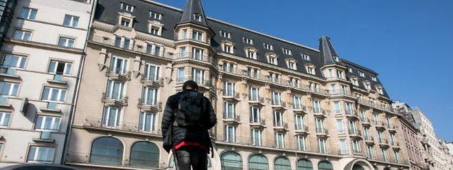 Traditionshaus Alfa-Hotel: Noch keine Entscheidung in Sicht.