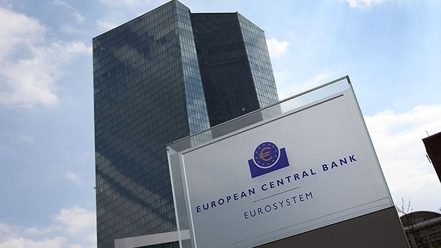 Euro zone bond markets hunker down for the European Central Bank