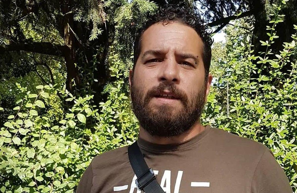 Joel Pires, 41 anos, português, Dommeldange.