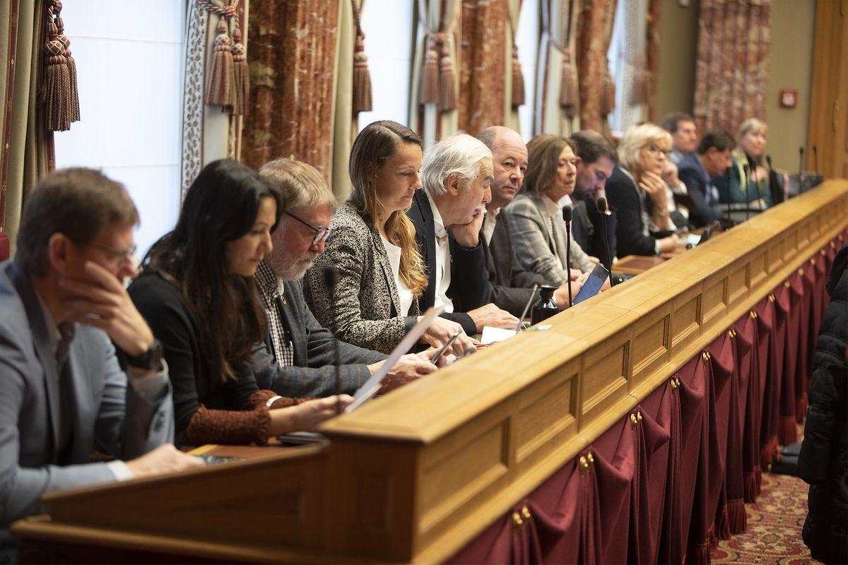 Die Mehrheitsparteien bewerten das Budget 2022 durchwegs positiv.