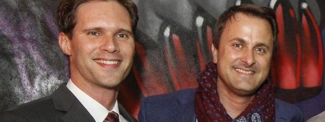Xavier Bettel und sein Lebensgefährte sind schon seit mehreren Jahren ein Paar.