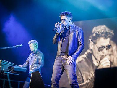 A-ha lieferten eine solide Performance, doch der Funke wollte nicht so recht überspringen.