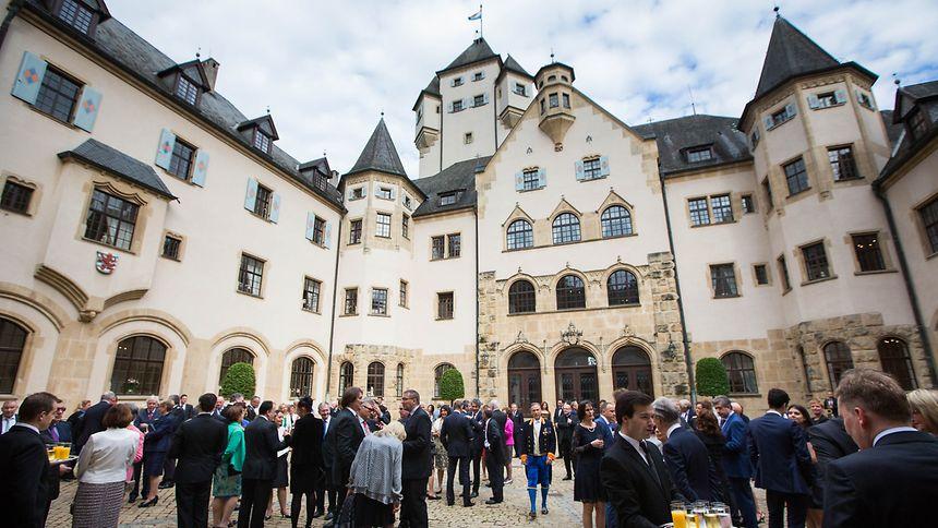 O Estado disponibiliza anualmente 10 milhões de euros ao serviço da família grã-ducal