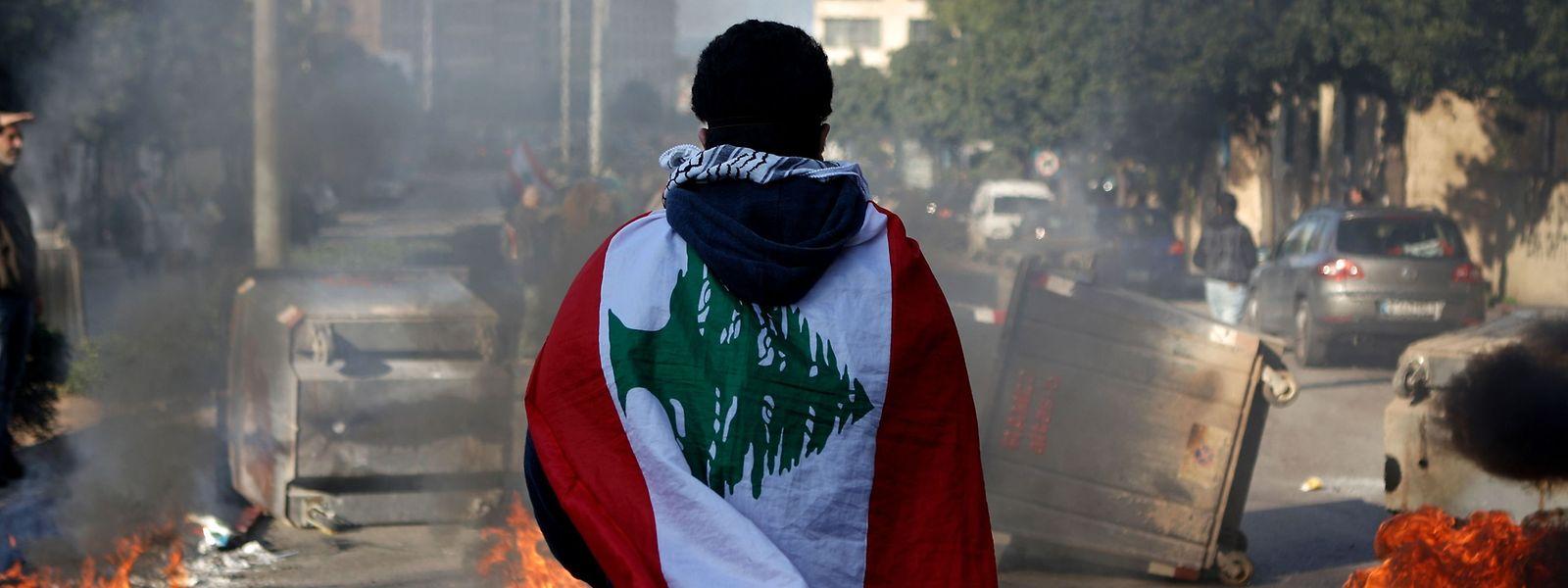 Im Libanon herrscht wirtschaftliches Chaos.