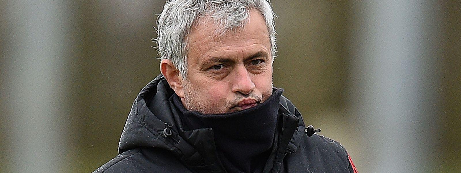 O técnico português foi despedido em 18 de dezembro, dois dias depois de os 'red devils' serem derrotados em Anfield Road pelo Liverpool, por 3-1.