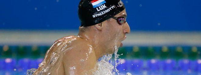 Raphael Stacchiotti disputera ses quatrièmes Jeux olympiques, l'an prochain à Tokyo