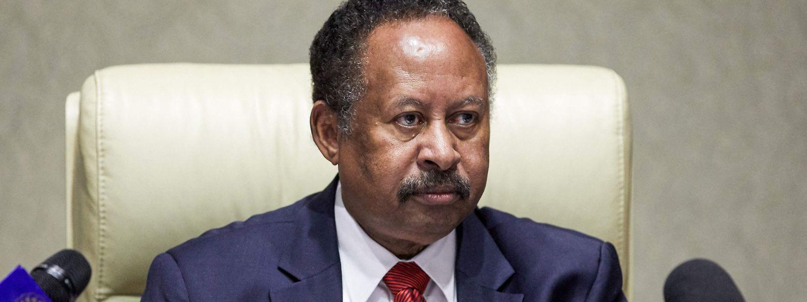 """Nach dem Putschversuch sprach der sudanesische Übergangspremier Abdalla Hamdok von """"Überbleibseln des Vorgängerregimes""""."""