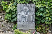9.6. Limpertsberg / Grab Wilhem Voigt , alias Hauptmann von Koepenick / Nekloskierfech , Cimetiere Notre Dame Foto:Guy Jallay