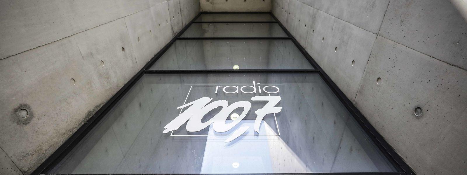 Der Sitz von Radio 100,7 in Kirchberg.