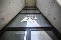 Radio 100,7 Kirchberg. Photo: Guy Wolff.