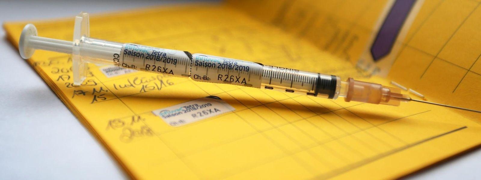En raison des conditions de livraison et de stockage des vaccins, leur utilisation ne devrait pas pouvoir se faire au sein des cabinets médicaux.