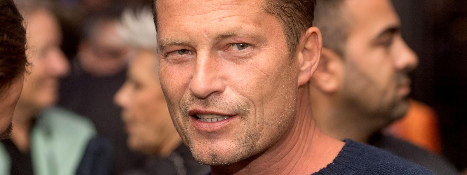Der Regisseur und Schauspieler Til Schweiger war am Samstag in Saabrücken, um Nachwuchsschauspieler mit dem MOP-Preis auszuzeichnen.
