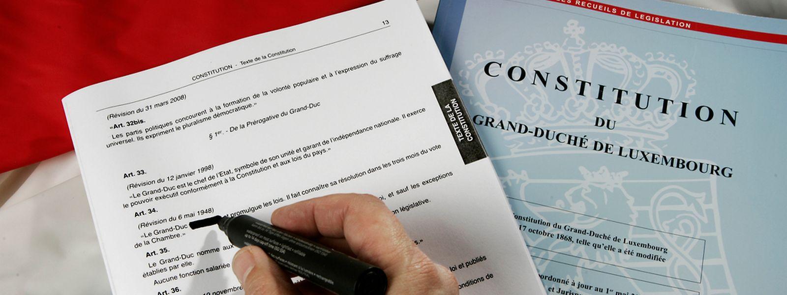 Mehrheitsparteien und CSV haben sich auf eine Verfassungsänderung in Sachen Verhältnis zwischen Staat und Kirchen geeinigt.