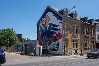 Auf Nummer 130 an der Rue de Luxembourg in Esch öffnet im September der zweite Drogenkonsumraum in Luxemburg. Montags bis freitags kann er von Drogenabhängigen aufgesucht werden.