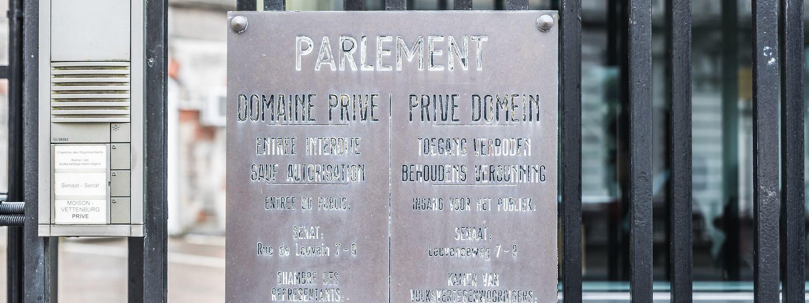 La coalition pro-IVG du parlement belge vole en éclat, rendant incertain le vote de la loi.