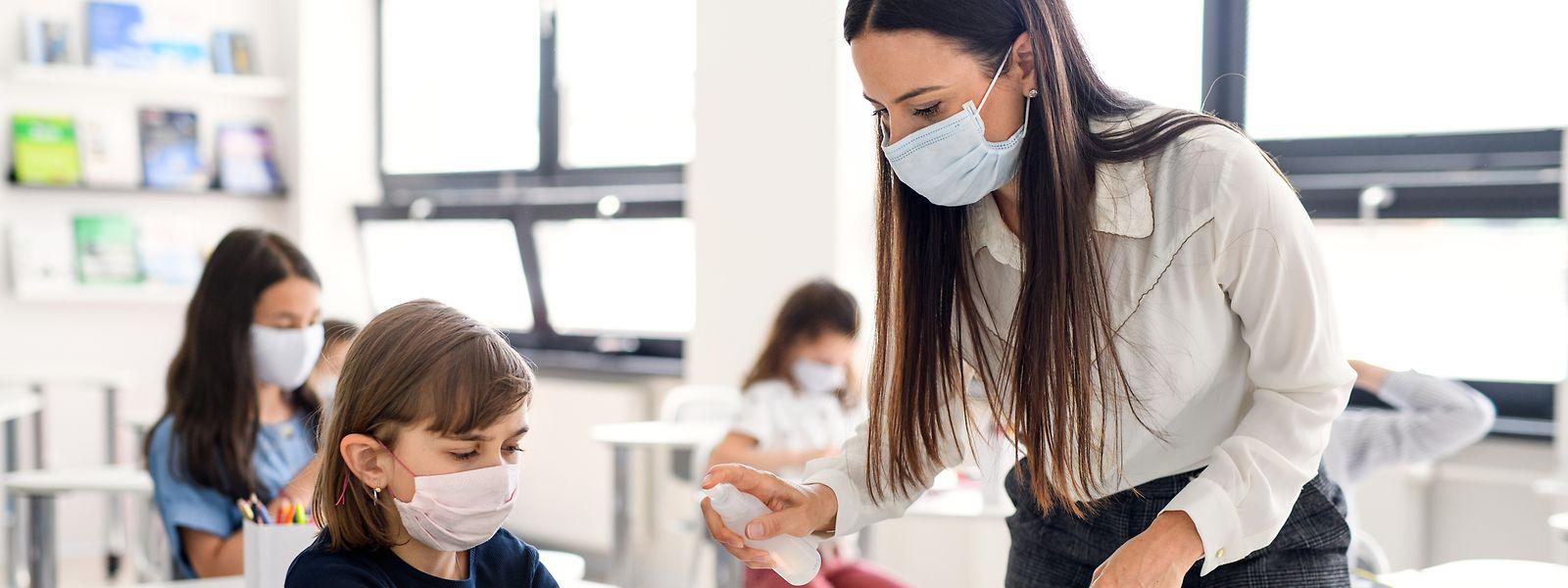 Die Lehrer sind durch die Pandemie gefordert, das ist dem Großteil der Gesellschaft wohl klar. Aber sind das nicht alle Menschen?