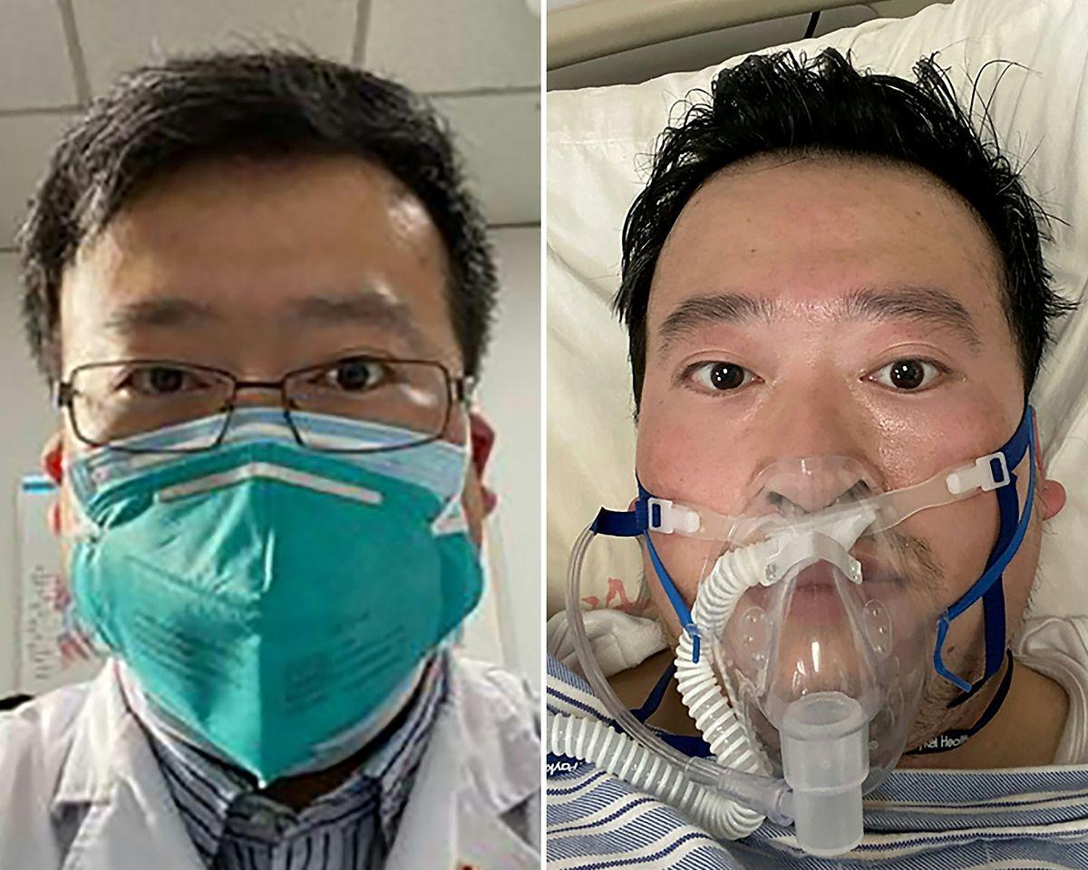 Le docteur Li Wenliang